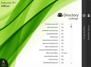Building Directory 2