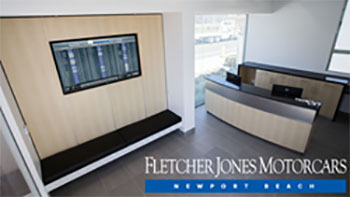 Fletcher Jones Motorcars Installs Flyte Systems Travel Services for Customer Convenience
